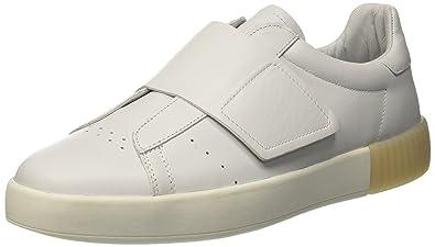 Bikkembergs Best 954, Baskets Hautes Femme, Blanc (White 800), 40 EU