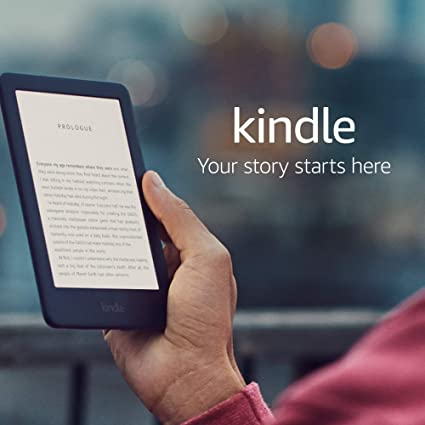 Amazon.com: Kindle - Now with a Built-in Front Light - Black - Ad-Supported: Kindle Store