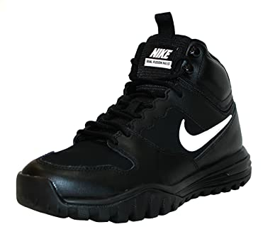 Nike Womens DUAL FUSION HILLS MID LEATHER Winter Boots (7.5)