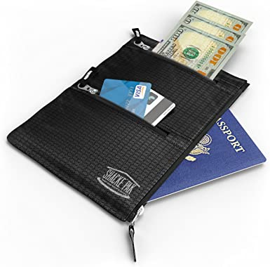 Hidden travel wallet