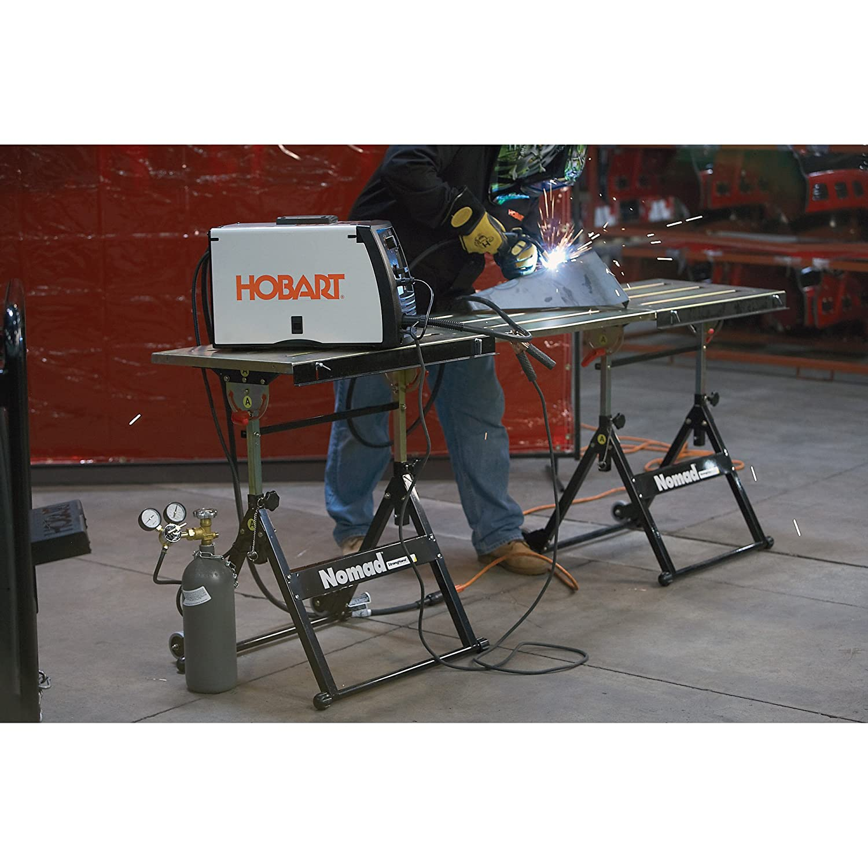 Hobart Handler 210 Mvp Mig Welder Arc Welding Equipment 250 Wiring Diagram