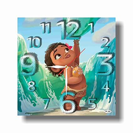 Amazoncom Art Time Production Moana 11 Handmade Wall
