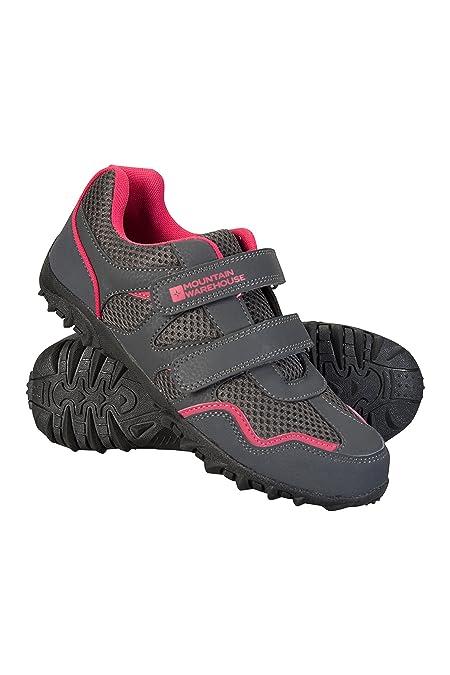 Mountain Warehouse Chaussures Enfants Baskets basses Confortable semalle EVA Fermeture Scratch Mars b407CXgLSP