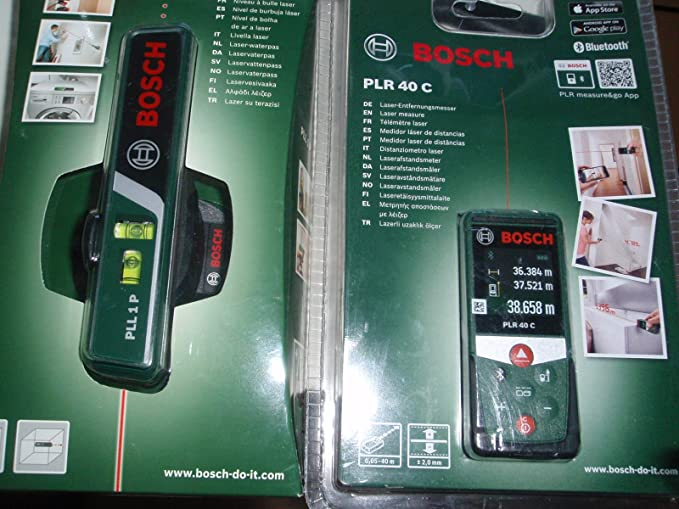 Bosch plr 40 c pll 1 p: amazon.de: elektronik
