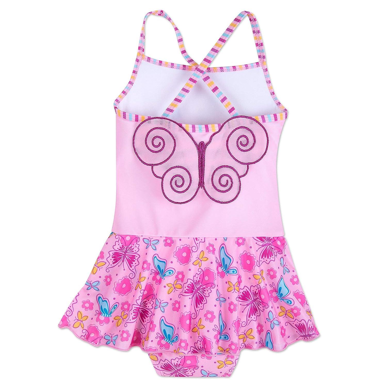 Disney Fancy Nancy Swimsuit for Girls Pink