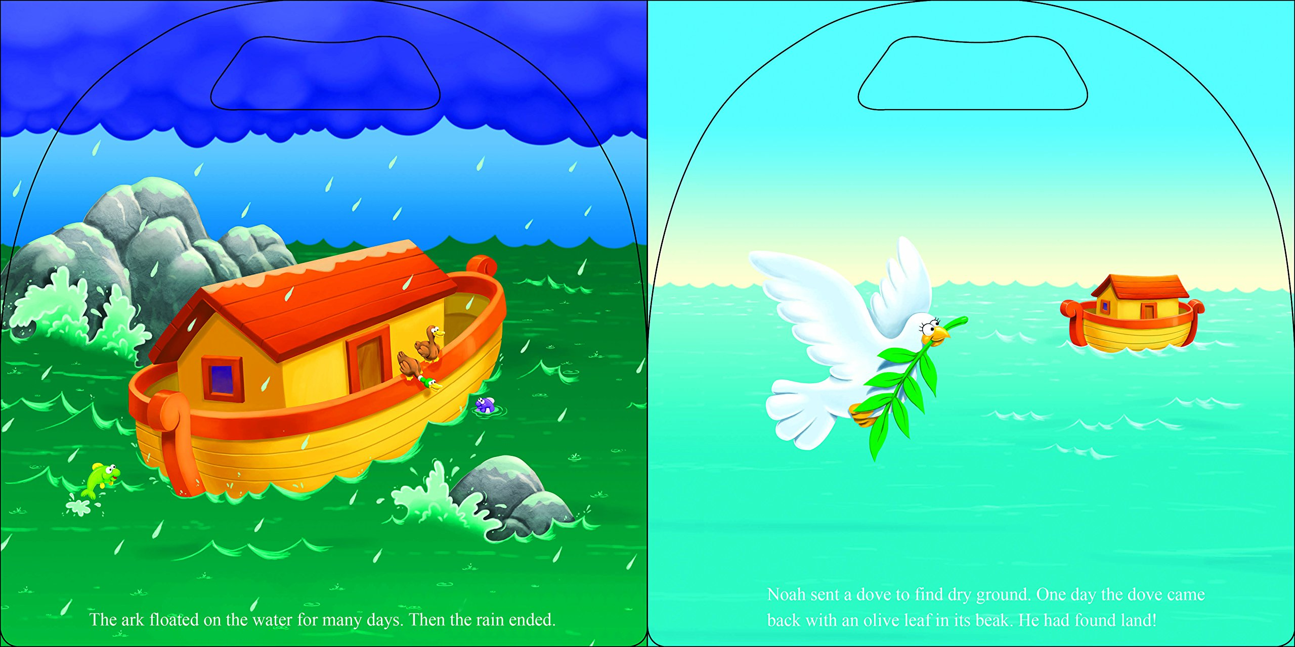 the beginner u0027s bible noah and the noisy ark zondervan