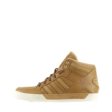 purchase cheap 5d718 04c39 adidas Originals Adidas Hardcourt Waxy Crafted, Baskets Mode Pour Homme  Marron Mesa Mesa