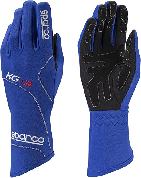 SPARCO S00130810RS Pays Gants RG RS-3 TG 10