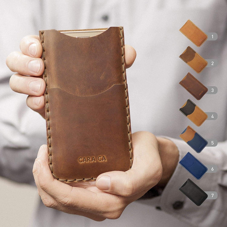 Estuche billetera personalizada para Nokia 1 7 2 8 6 5 3 150 Siccoro Plus (2018) con bolsillos para tarjetas de crédito. Estuche de manga con monograma de su nombre o iniciales.