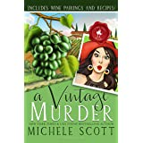 A Vintage Murder (A Wine Lover's Mystery Book 4)