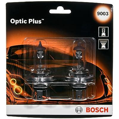 Bosch 9003 Optic Plus Upgrade Halogen Capsule, Pack of 2: Automotive