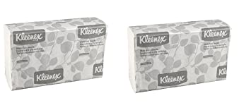 Kimberly-Clark Professional Kleenex Multifold Paper Towels, White, 9 1/5 x