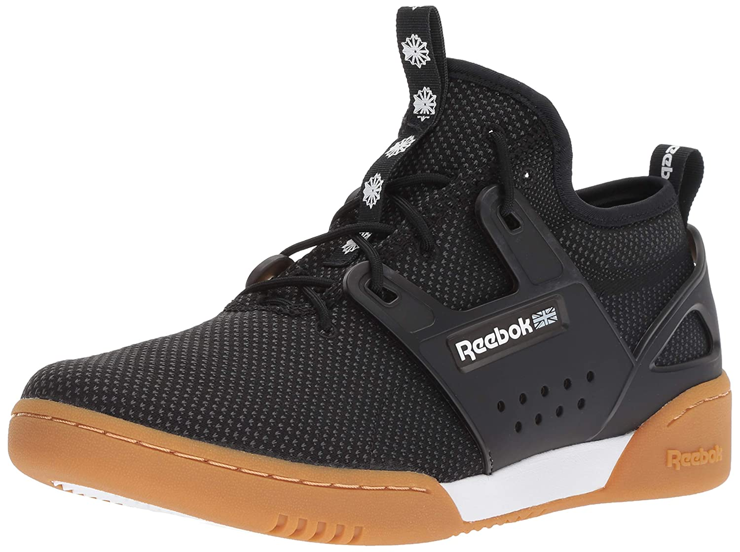 Orange-noir blanc Gum Reebok - Workout Advance Ultraknit Homme 40 EU