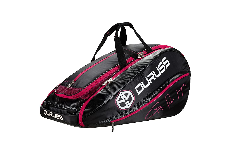 Duruss Pinker Raquetero de Tenis, Unisex Adulto, Rosa, Talla Única RAQC.10