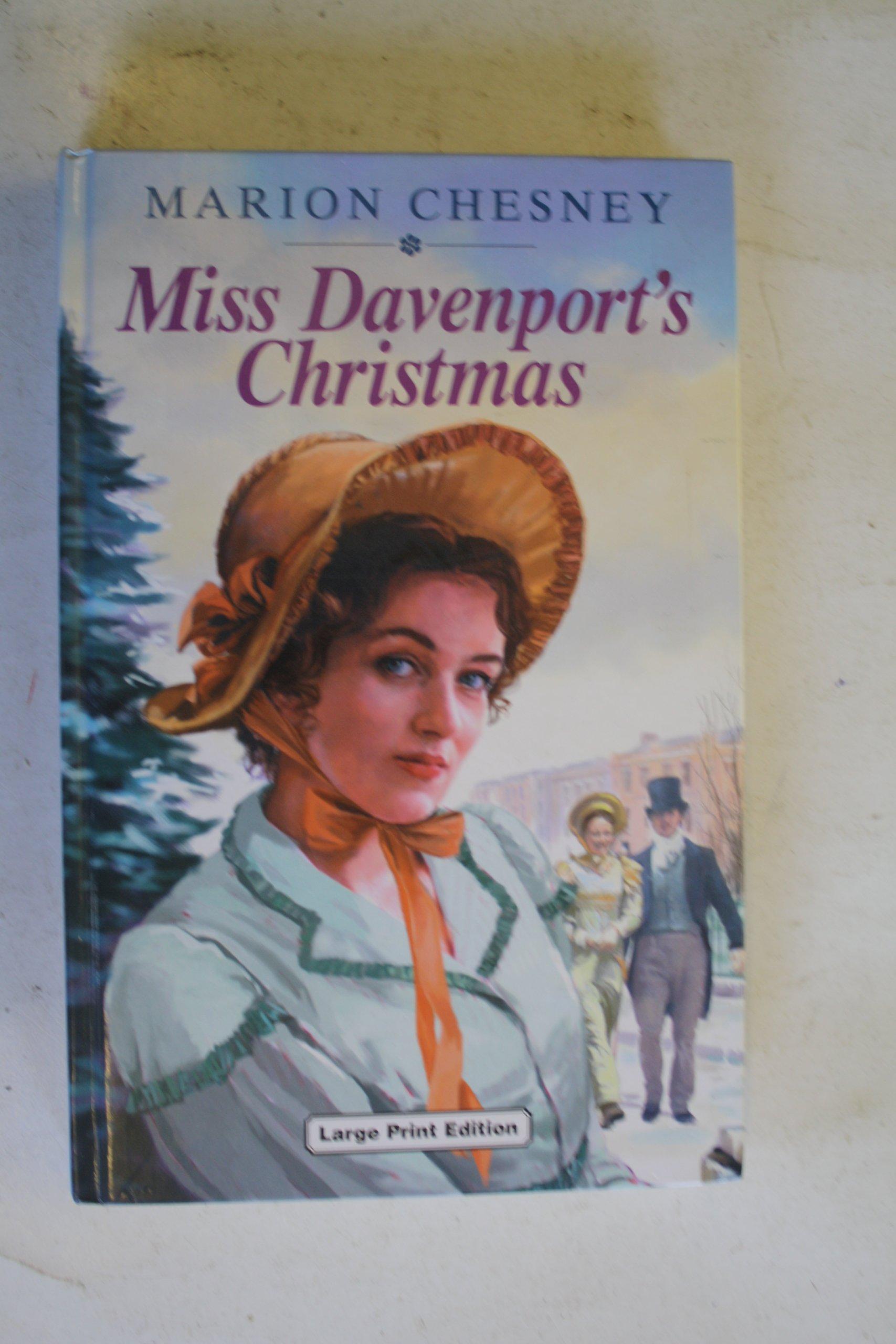 Miss Davenport's Christmas ebook