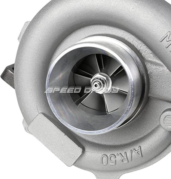 T04E T3//T4 A//R.63 57 Trim 400+HP Stage III Turbo Charger+Oil Feed+Drain Line Kit