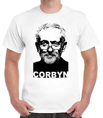 0349e9829f Jeremy Corbyn T-Shirt: Amazon.co.uk: Clothing