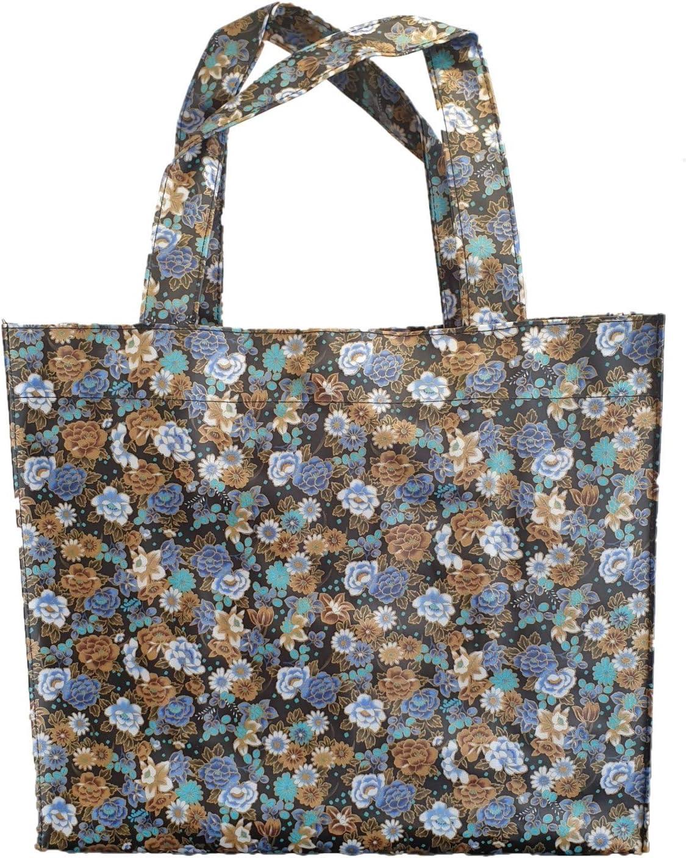 SturdyFoot Petit sac /à Livre toile cir/ée sac sac courses Sacs de sport sacs imperm/éables toile cir/ée fourre-tout sac cabas sac cadeau- Animaux Sac /à repas Sac fourre-tout