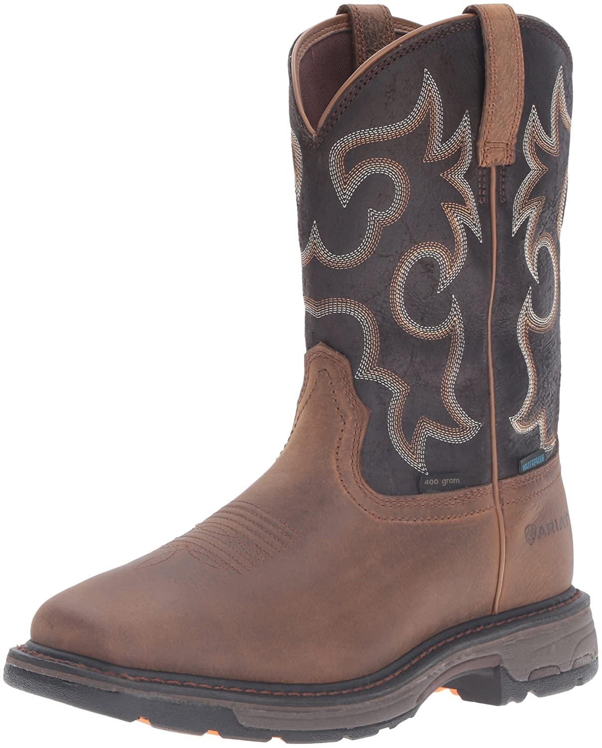 Ariat メンズ B01BL5YX0U 8 2E US|Rye Brown/Coffee Rye Brown/Coffee 8 2E US