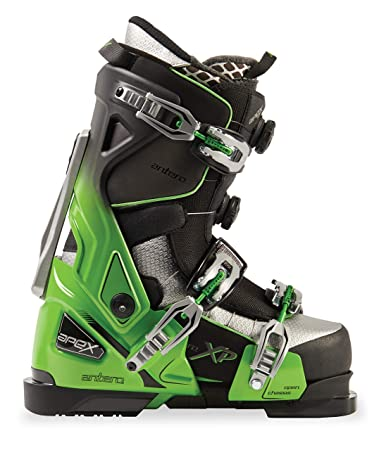 Amazon Com Used Ski Boots >> Apex Ski Boots Antero Big Mountain Ski Boots Men S Sizes 25 31 Walkable Ski Boot System With Open Chassis Frame For Advanced Expert Skiers