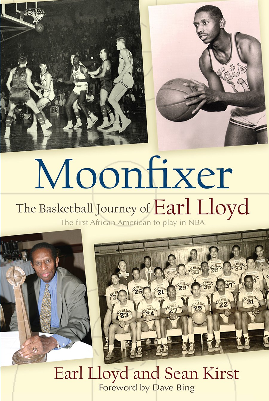 Image result for Moonfixer: The Basketball Journey of Earl Lloyd,