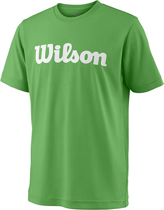 Wilson Team Tech Camiseta, Unisex niños