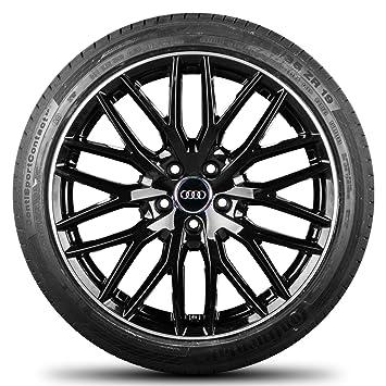 Original Audi 19 pulgadas Llantas A5 S5 B8 Llantas Neumáticos de verano verano ruedas nuevo: Amazon.es: Coche y moto