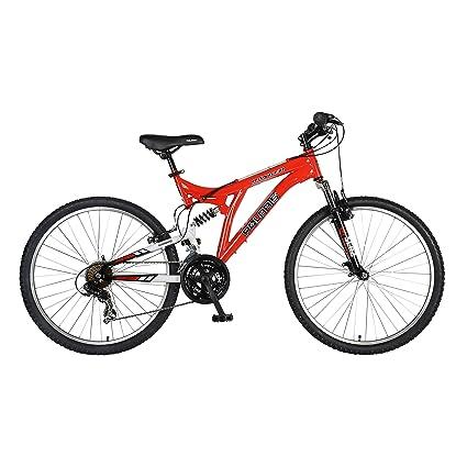 Amazon.com : Polaris Ranger Full Suspension Mountain Bike, 26 inch ...
