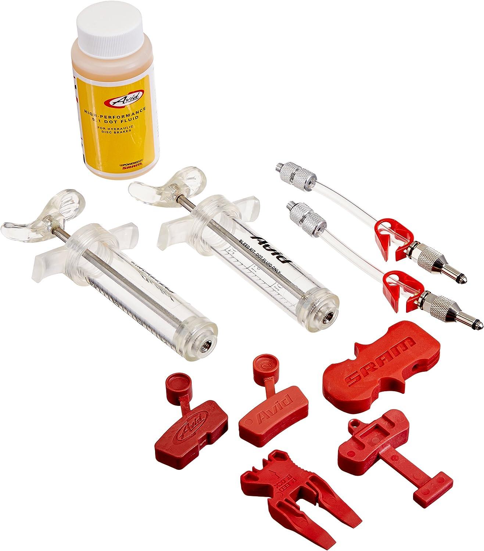 SRAM Brake Bleed Kit with Bleeding Edge Tool Pick Your Kit! DOT 5.1 Fluid