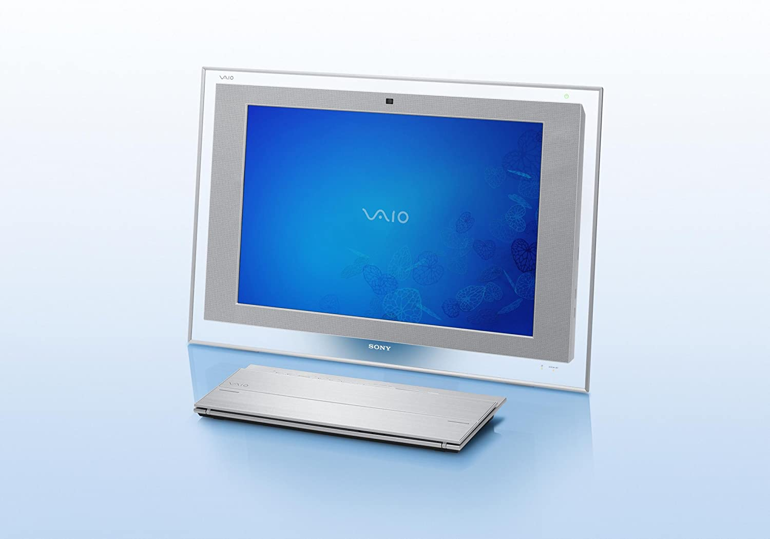 Sony VAIO VGC-LT33E 22-inch PC/TV All-In-One (2.1 GHz Intel Core 2 Duo T8100 Processor, 3 GB RAM, 640 GB Hard Drive, Vista Premium) (Discontinued by ...
