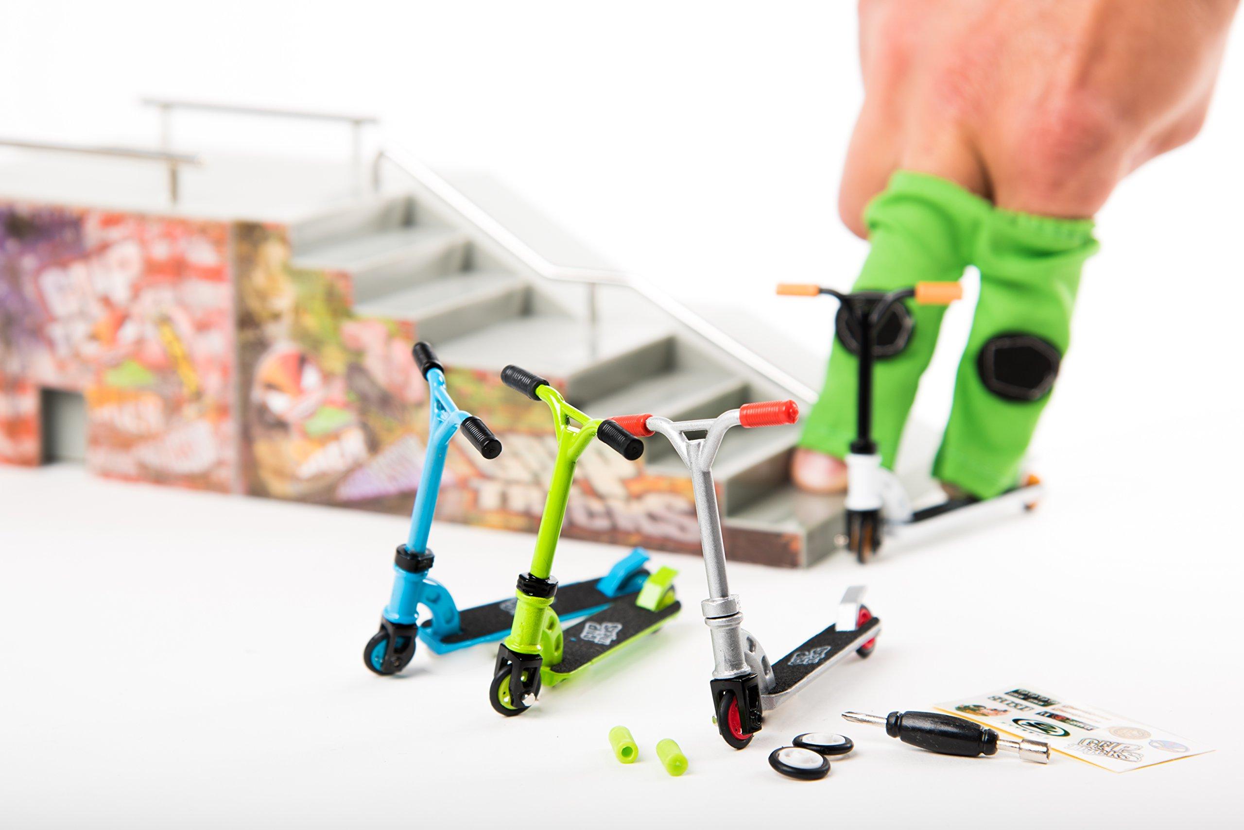 Grip & Tricks - Finger SCOOTER - Skate - Pack1 - Dimensions: 22 X 13,5 X 2 cm by Grip&Tricks by Grip&Tricks (Image #3)