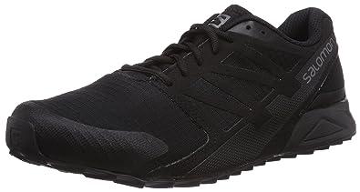 nouveaux styles 1e89e 10955 Salomon Men's City Cross Nordic Walking Shoes Black Size ...