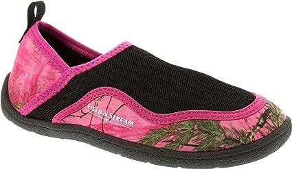 1f803a5812902 Amazon.com : Field & Stream Kids' Slip-On Camo Water Shoes (Realtree ...
