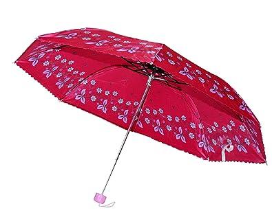 umbrella designs adbeni 3 fold flower design multi color umbrella design colour