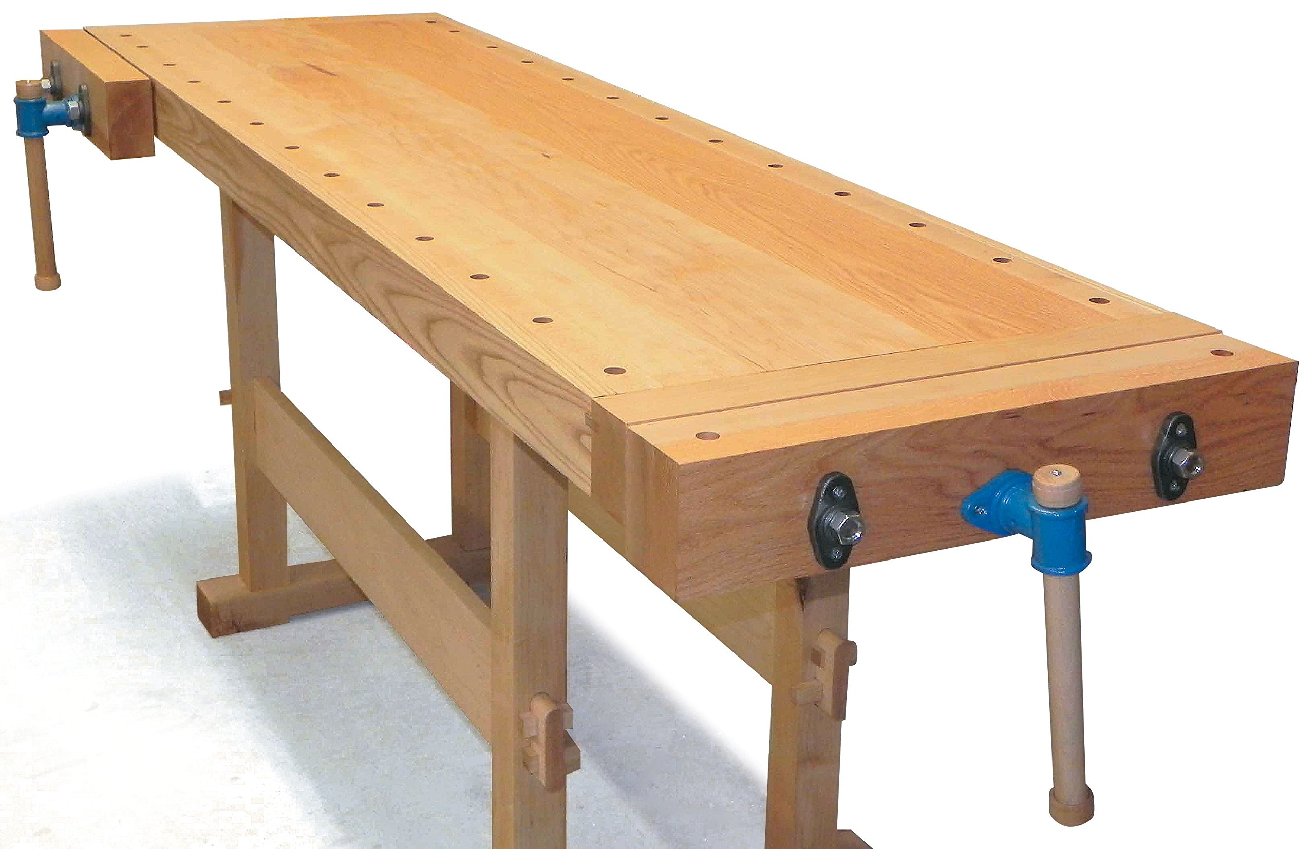 Build-Your-Own Workbench Plan – American Furniture Design