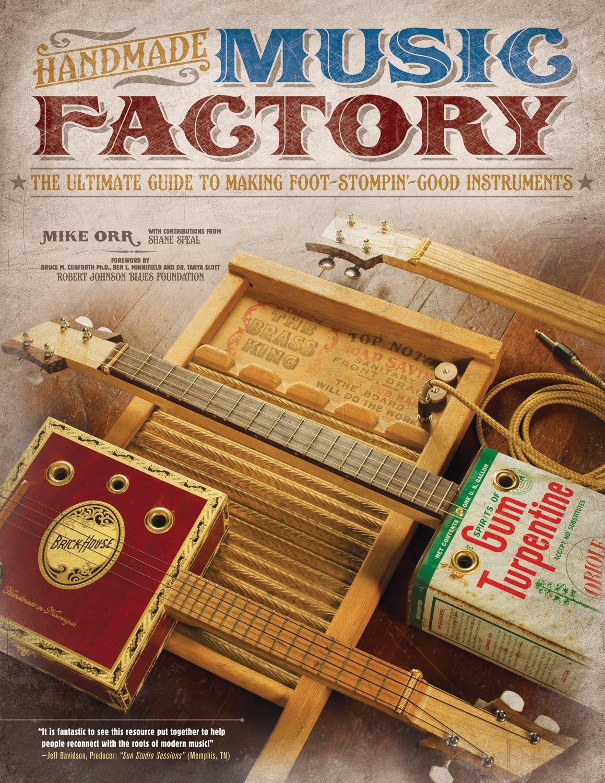 Handmade Music Factory (Inglés) Tapa blanda – 1 nov 2011