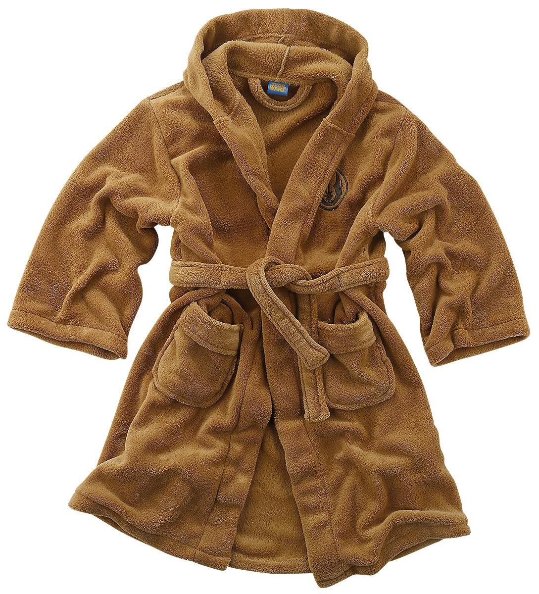 Star Wars Jedi Knight Childrens Dressing Gown Bathrobe