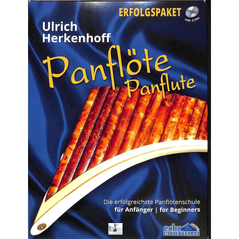 Flûte de pan école : Flûte de pan Succès Paquet avec livret dapprentissage 1 débutant, morceaux de jeu, CD et DVD dapprentissage: Amazon.es: Instrumentos ...