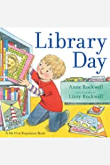 Library Day (A My First Experience Book) Kindle Edition