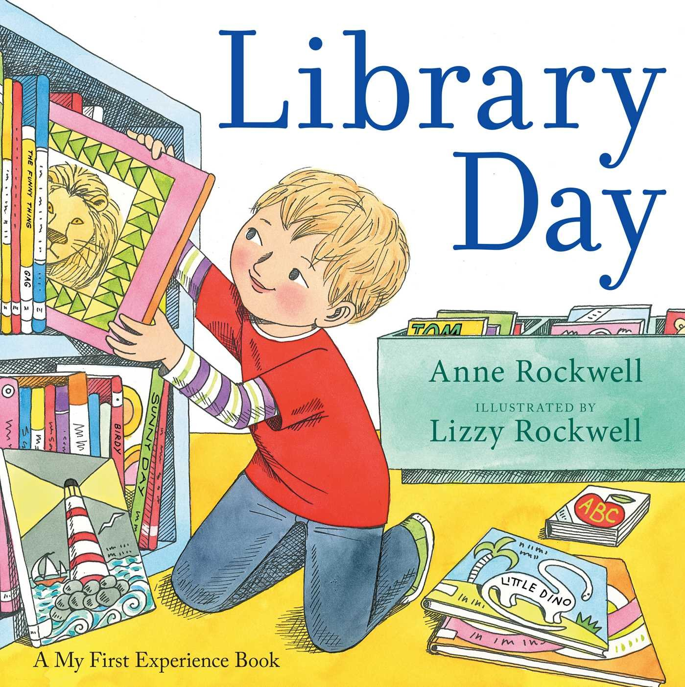 Library Day by Anne Rockwell