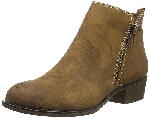 Zapatos marrones s.Oliver para mujer TS55fu