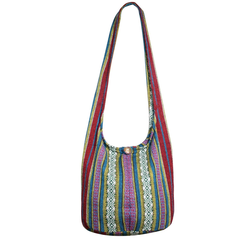 900f771e87bd Tonka Hippie Hobo Boho Bags Crossbody Bohemian Messenger Bags Shoulder  Sling Purses (Hb 03)