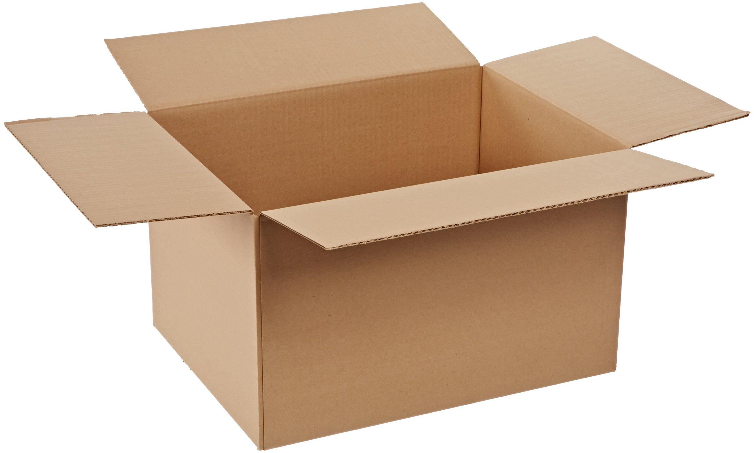 Aviditi 201512 Corrugated Box, 20'' Length x 15'' Width x 12'' Height, Kraft (Bundle of 25)