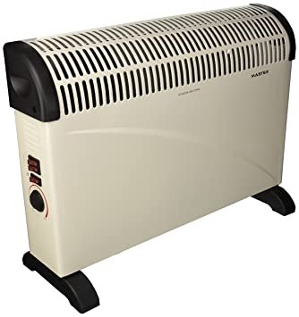 MASTER TC2000 - Termoconvector de Pared con Turbo, Potencia Regulable, 2000W: Amazon.es: Hogar