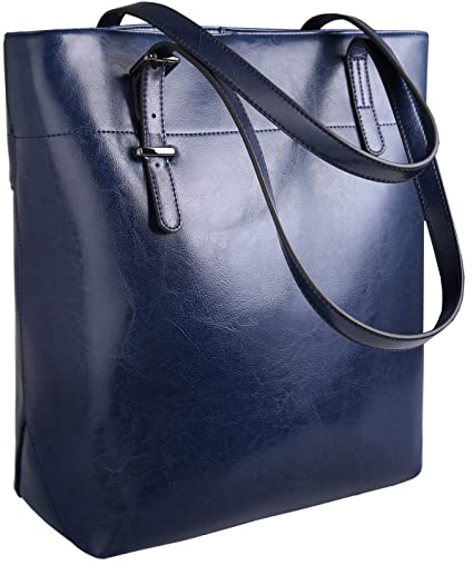 Image Unavailable. Image not available for. Color  Iswee Shoulder Bag  Leather Tote Top Handle Handbag Satchel ... 6ecb969257974