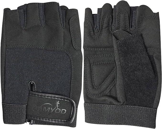 Details about  /Women Men Cycling Bike Gloves Shockproof Padded Sports Half Finger Short Gloves