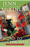 Word to the Wise (A Library Lover's Mystery Book 10)