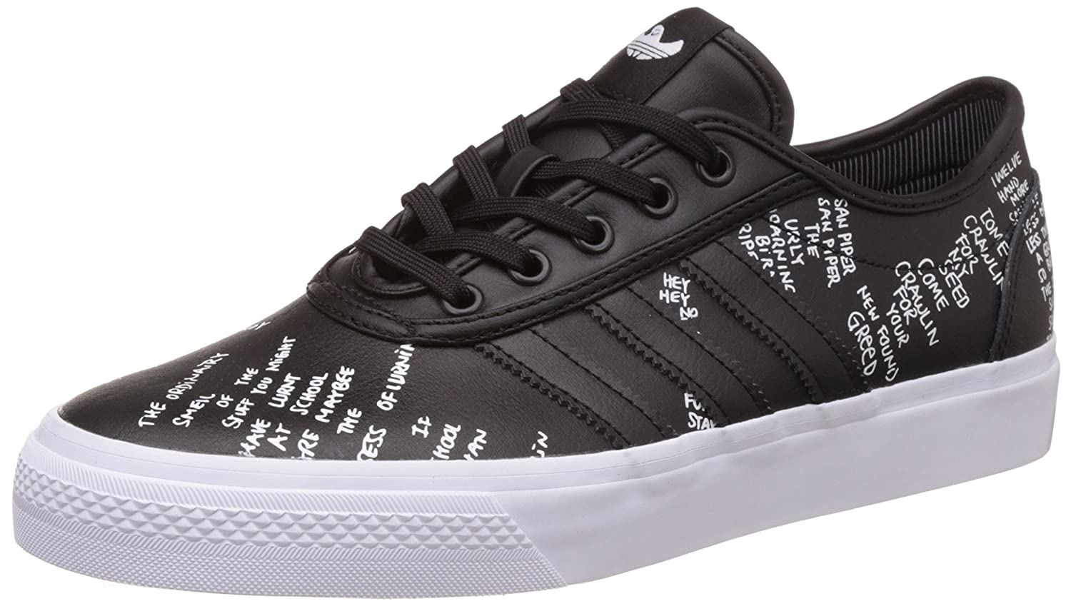 meet 0ac6e 74bf6 adidas Originals Mens Adi-Ease Classified Cblack, Ftwwht and Blubir  Sneakers - 7 UKIndia (40.67 EU) Buy Online at Low Prices in India -  Amazon.in