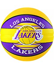 Spalding NBA Team L.a. Lakers Ballon de Basket Mixte