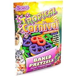 F.M. Brown's Tropical Carnival Baked Pretzels Treat
